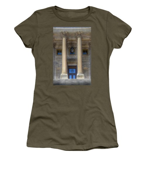 United States Capitol - House Of Representatives  Women's T-Shirt (Athletic Fit)