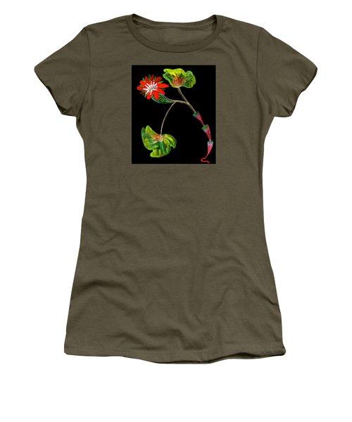 Unusual Women's T-Shirt (Junior Cut) by R Kyllo