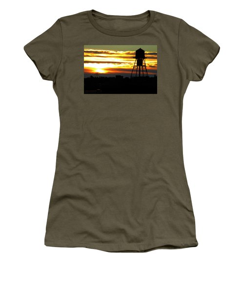 Urban Sunrise Women's T-Shirt