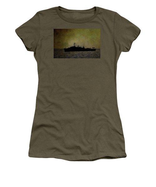 Uss Ponce Lpd-15 Women's T-Shirt