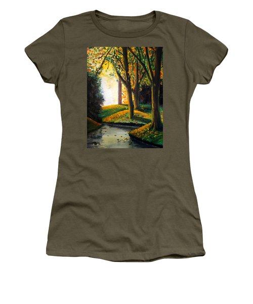 Vale Park  Women's T-Shirt (Athletic Fit)