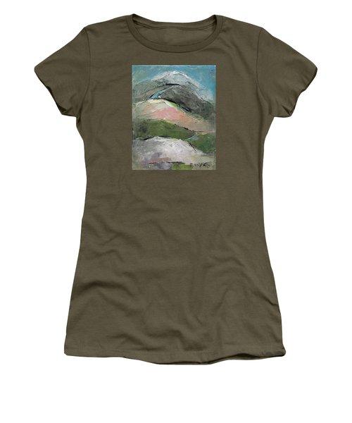 Valley Women's T-Shirt (Junior Cut) by Becky Kim