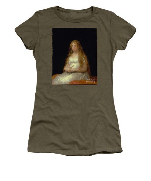 van Asbrock de Garcini  Women's T-Shirt