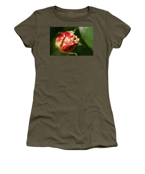 Variegated Women's T-Shirt (Athletic Fit)