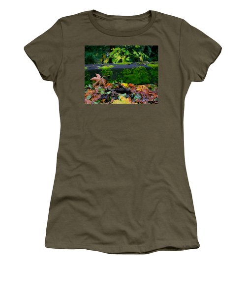 Varigated Fall Women's T-Shirt