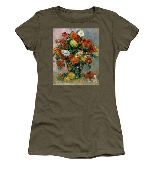 Vase Of Flowers Women's T-Shirt