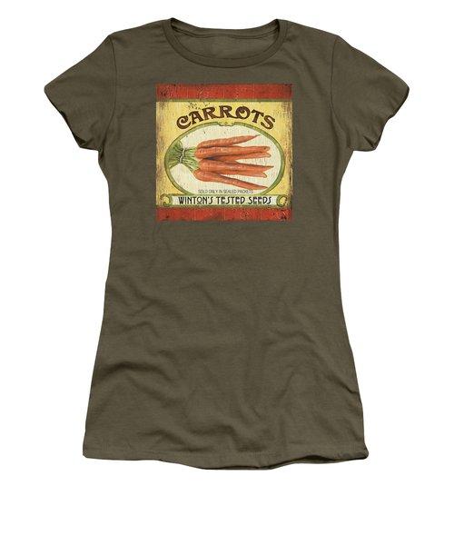 Veggie Seed Pack 4 Women's T-Shirt
