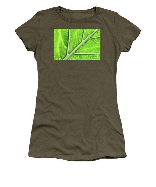 Veins Of Life #2 Women's T-Shirt (Athletic Fit)