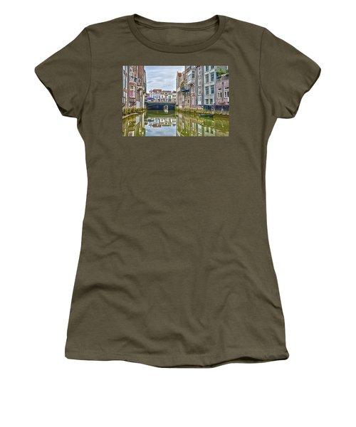 Venetian Vibe In Dordrecht Women's T-Shirt
