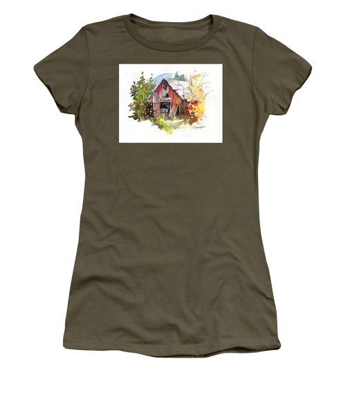 Vermont Barn Women's T-Shirt