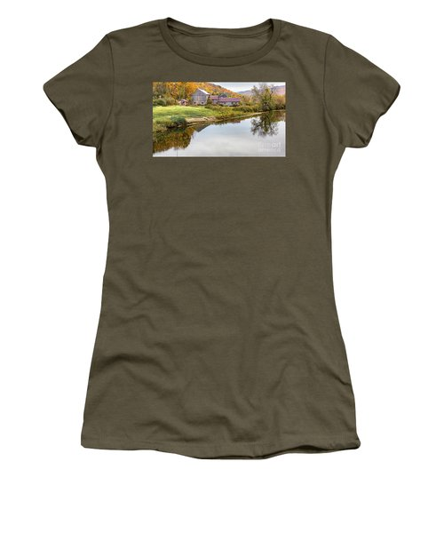 Vermont Countryside Women's T-Shirt
