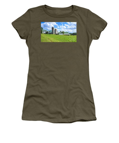 Vermont Farm Women's T-Shirt