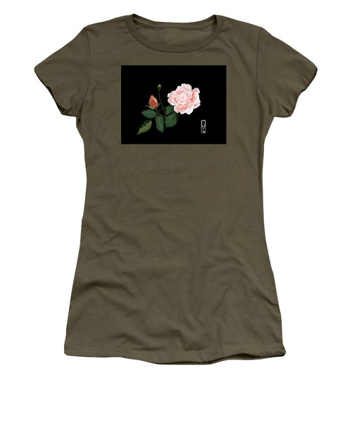 Victorian Rose Women's T-Shirt