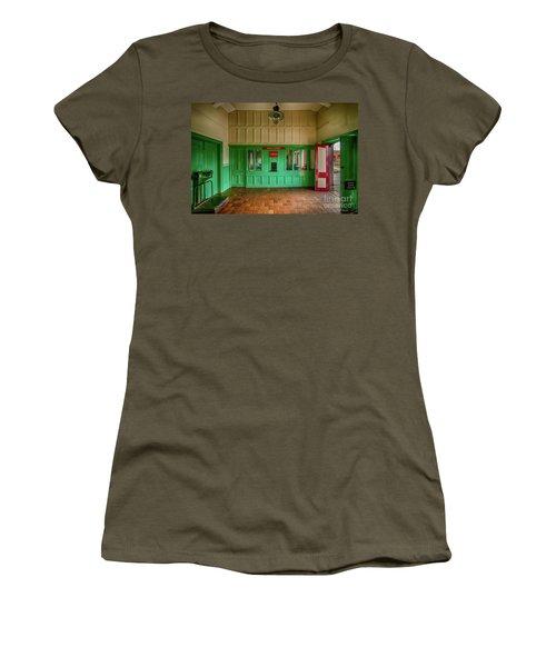 Victorian Ticket Office Women's T-Shirt