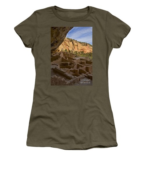 View From Inside Women's T-Shirt (Athletic Fit)