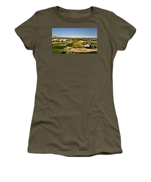 Views Women's T-Shirt (Athletic Fit)