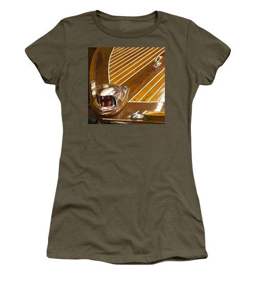 Vintage Century Boat Bow Light Women's T-Shirt