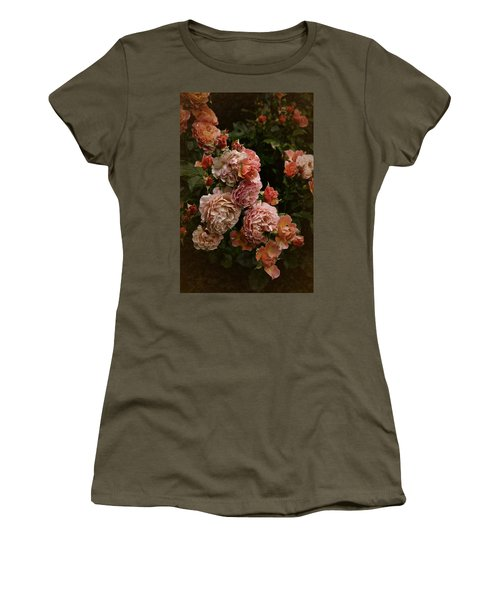 Vintage Roses, 6.17 Women's T-Shirt (Athletic Fit)