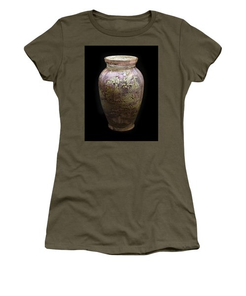 Violet Vase Women's T-Shirt (Junior Cut)