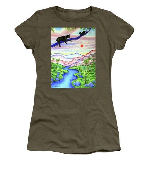 Vista Women's T-Shirt (Athletic Fit)