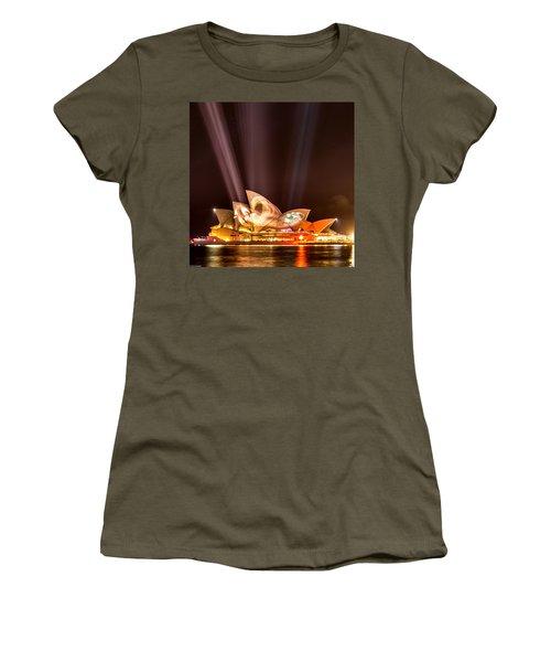 Vivid Opera House Women's T-Shirt