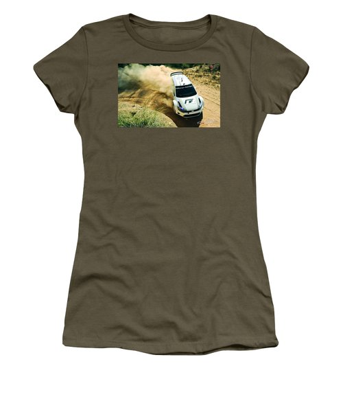 Volkswagen Polo Rally Women's T-Shirt