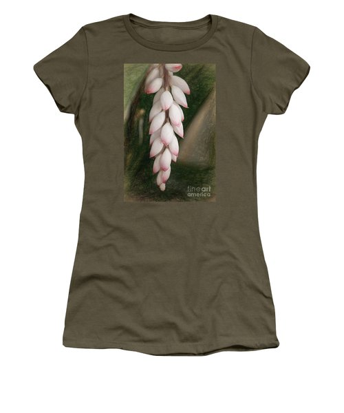 Waiting To Bloom Women's T-Shirt (Athletic Fit)