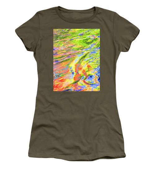 Walk In Glory Women's T-Shirt (Athletic Fit)