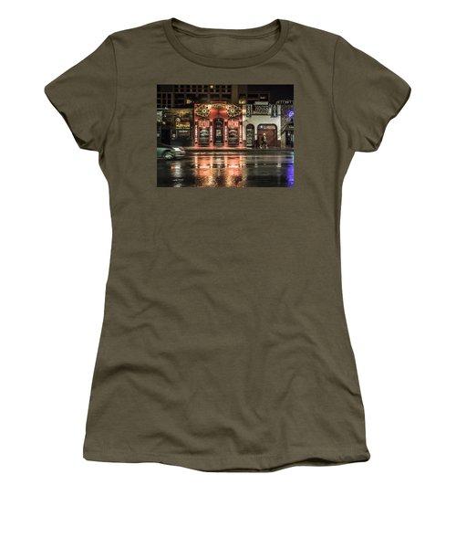Walk On Women's T-Shirt
