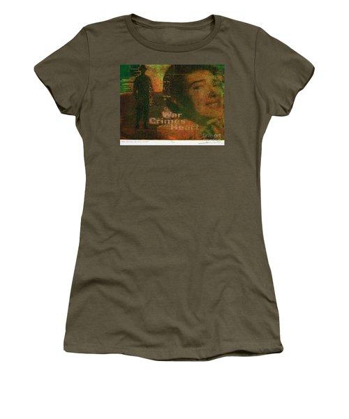 War Crimes Of The Heart Women's T-Shirt