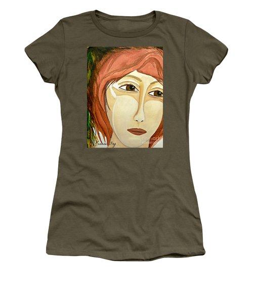 Warrior Woman - No Apologies Women's T-Shirt (Junior Cut)