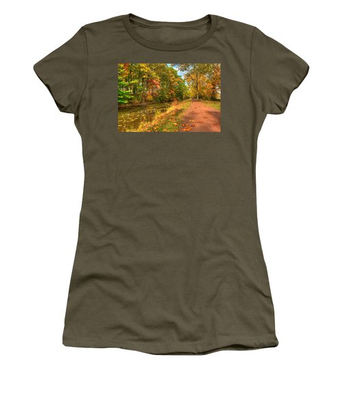 Washington Crossing Park Women's T-Shirt