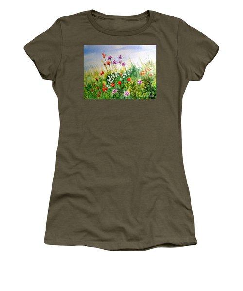 Washington Wildflowers Women's T-Shirt
