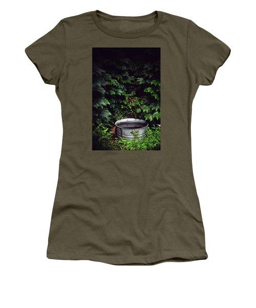 Women's T-Shirt (Junior Cut) featuring the photograph Water Bearer by Jessica Brawley
