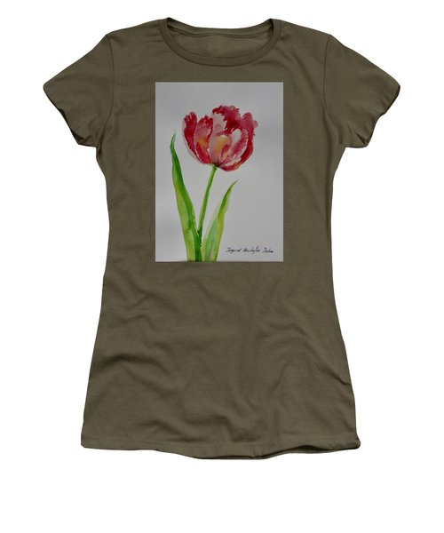 Watercolor Series No.  228 Women's T-Shirt