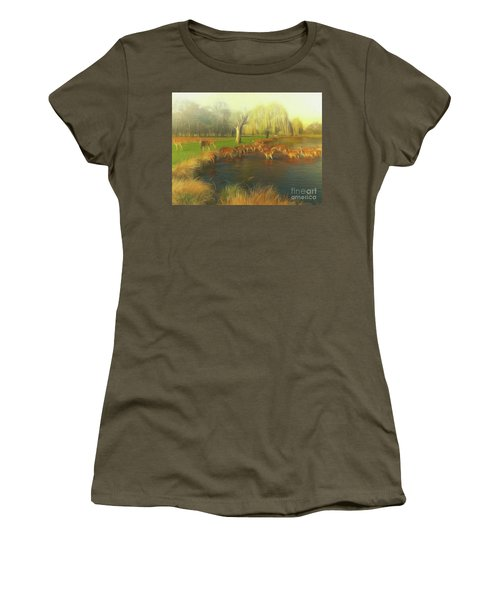 Watering Hole Women's T-Shirt