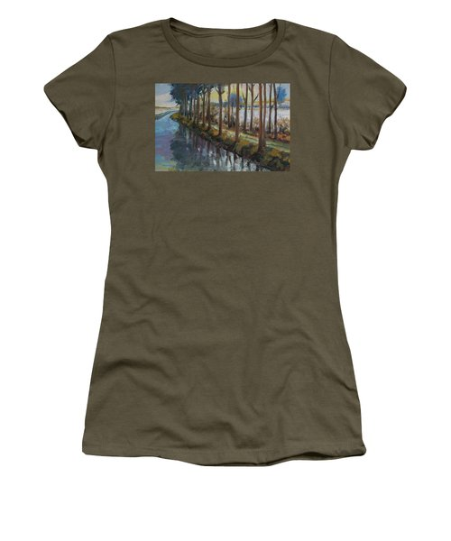 Waterway Women's T-Shirt (Athletic Fit)
