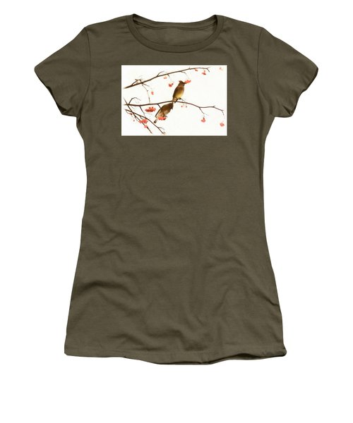 Waxwing Wonders Women's T-Shirt