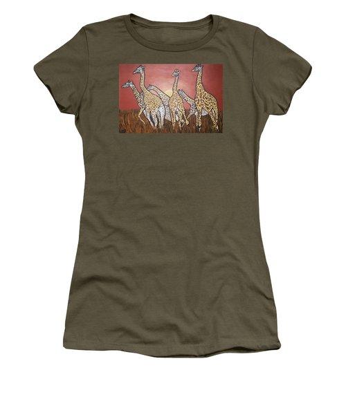 We Jammin Still Women's T-Shirt (Athletic Fit)