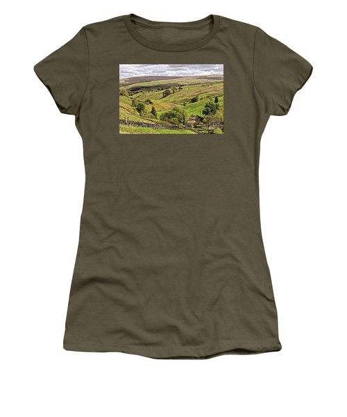 Weardale Landscape Women's T-Shirt