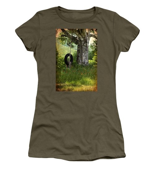 Weeee  Women's T-Shirt (Athletic Fit)