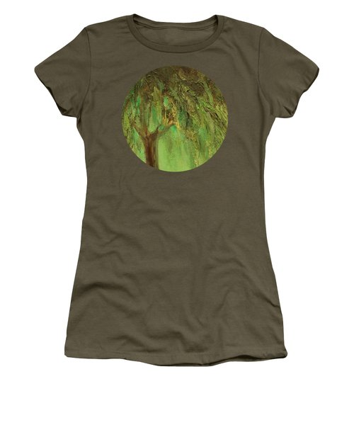 Weeping Willow Women's T-Shirt