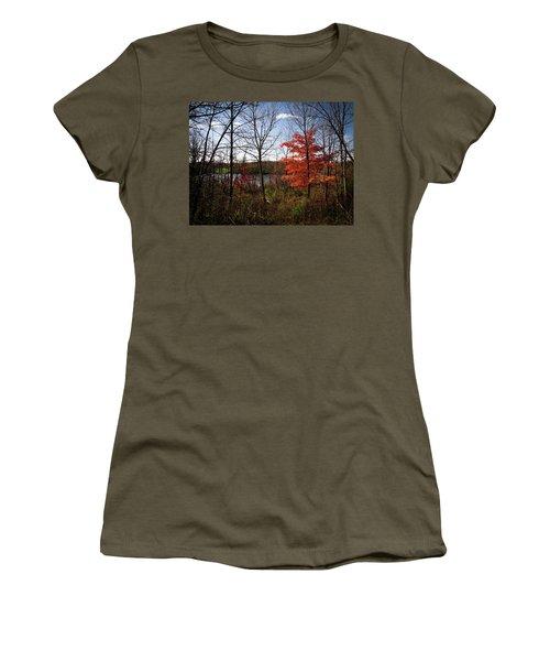 Wehr Wonders Women's T-Shirt (Junior Cut) by Kimberly Mackowski