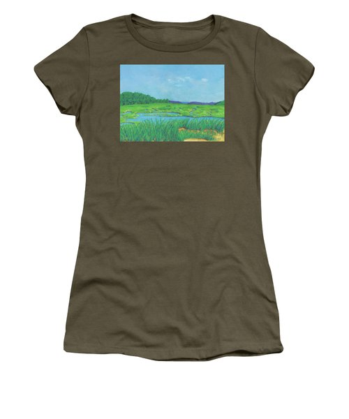 Wellfleet Wetlands Women's T-Shirt
