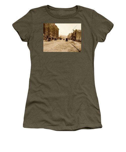 West 207th Street, 1928 Women's T-Shirt