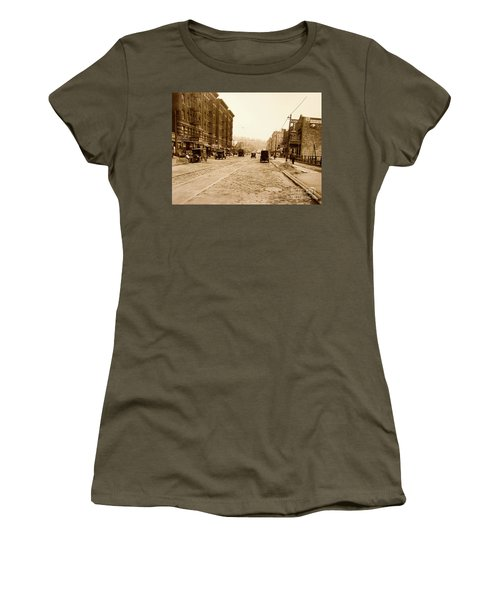 West 207th Street, 1928 Women's T-Shirt