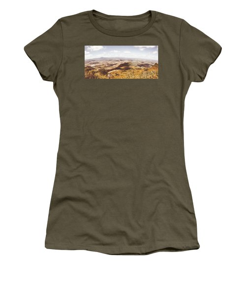 Western Tasmania Wilderness  Women's T-Shirt
