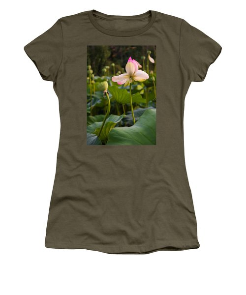 Wetland Flowers Women's T-Shirt