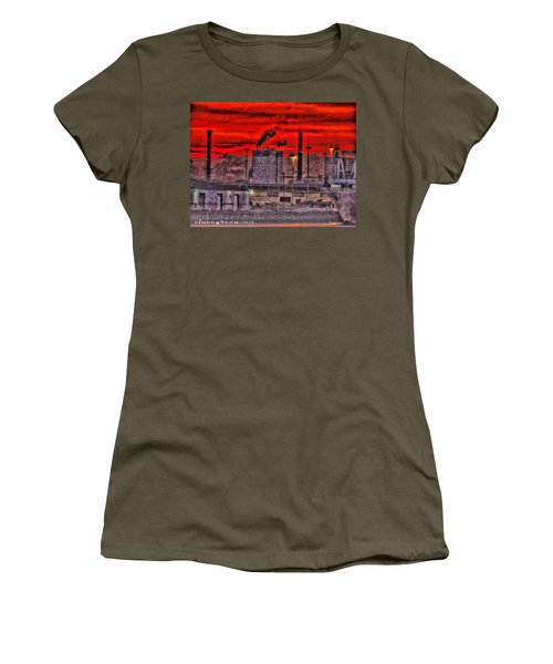 Port Of Savannah Women's T-Shirt