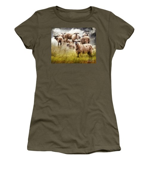 What You Lookin' At? Women's T-Shirt